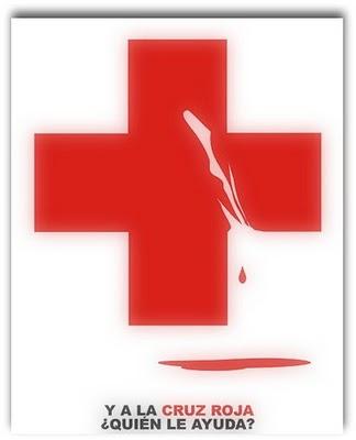 ¿Y a la Cruz Roja quién le ayuda?