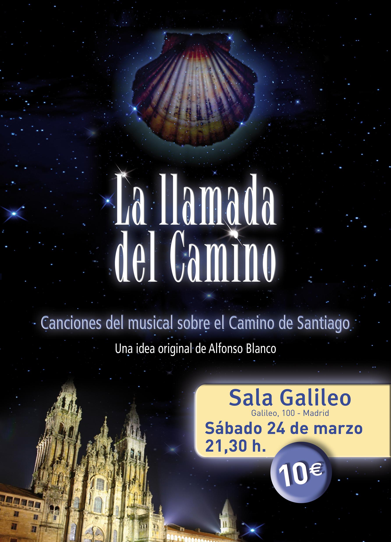 Cartel presentación Galileo día 24 de marzo